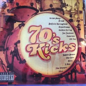 70s Kicks - Various