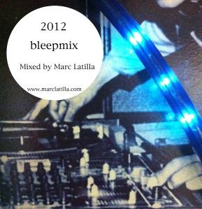 2012 Bleep Mix Sleeve