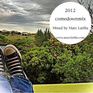 2012 Comedown Mix Sleeve
