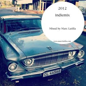 2012 Indie Mix Sleeve