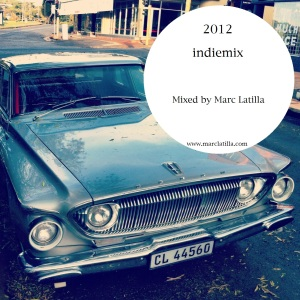 2012 Indie Mix Sleeve