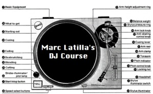 Marc Latilla's free DJ Course