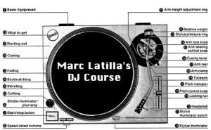 Marc Latilla's free DJ Course