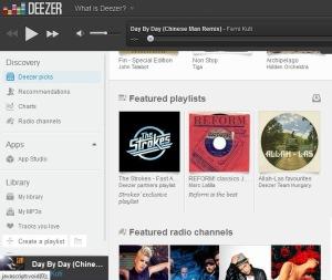 REFORM! playlist on Deezer