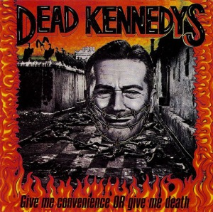 Dead Kennedys album cover