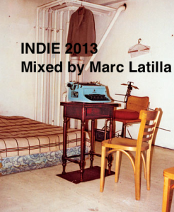 INDIE 2013 artwork (Burrough's writing room)