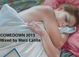 COMEDOWN artwork by  Francine van Hove
