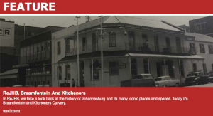 JHBlive feature on Kitcheners history