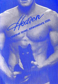 My only original Heaven flyer
