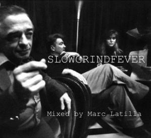 SLOWGRINDFEVER Mix artwork