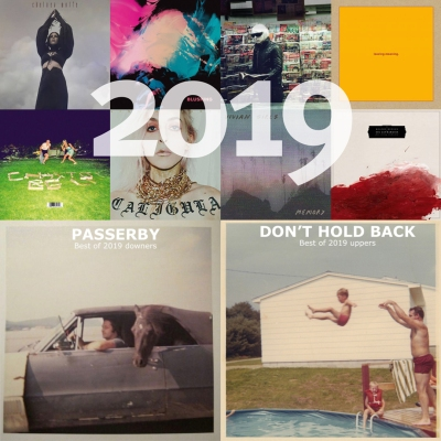 Marc Latilla's albums of the year 2019